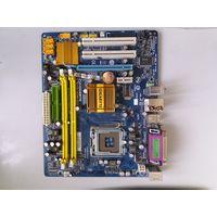 Материнская плата Intel Socket 775 Gigabyte GA-G31M-ES2L (907968)
