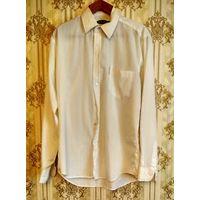 Рубашка мужская, белая