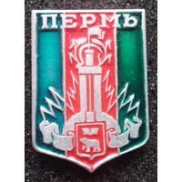 Герб города Пермь