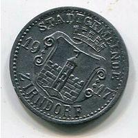 Ng ЦИРНДОРФ - 5 ПФЕННИГОВ 1917