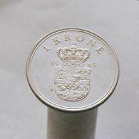 Дания 1 крона 1965