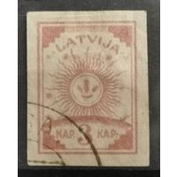 Латвия стандарт  1919 б/п