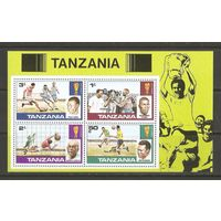 1978 Танзания ЧМ по футболу