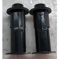 Катушка приёмная (2 шт.) для фотоаппарата Зоркий-4 пластмасса