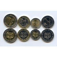 Кения НАБОР 4 монеты 2018 UNC