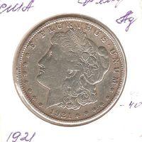 1 доллар 1921 г.