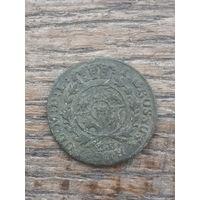 Монета Понятовского