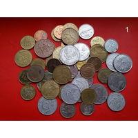 25х25 Европы и Азии  (50 монеток)