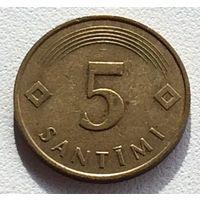 5 сантимов 1992