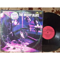 Виниловая пластинка THE MOODY BLUES. The other side of life.