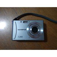 Фотоаппарат OLYMPUS T-100