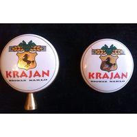 Фаянсовый значок на пивную башню (Krajan)