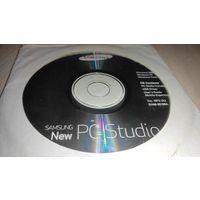 Samsung PC Studio диск