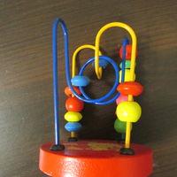"""Развивающая деревянная игрушка """"Лабиринт малый"""""""