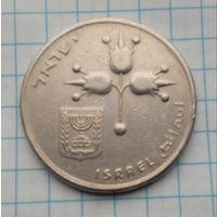 Израиль 1 лира 1974г.