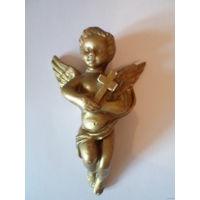 Ангел из гипса