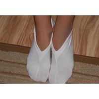 Носки для интенсивного ухода за кожей ног Oriflame
