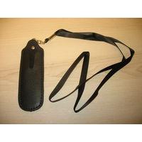 Фирменный кожаный подвес на шею для электронных сигарет eGo, EVOD!