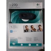 Вебкамера Logitech c270 HD