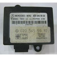 100806 Mercedes Vito W638 Sprinter модуль иммобилайзера TEMIC 0205455932