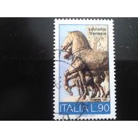 Италия 1973 бронзовые кони