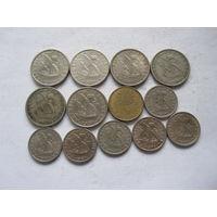 Португалия 13 монет