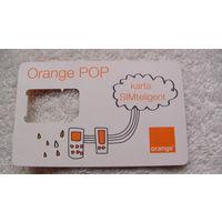 Карта  Orange POP распродажа