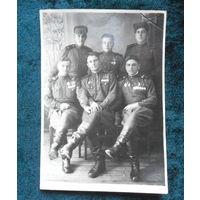 Фото героев войны.