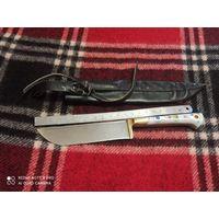 Узбекский нож национальный пчак цена 18 рублей СССР нерж МЧЛЗ авторский