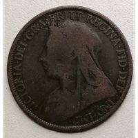 Великобритания 1 пенни 1897