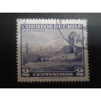 Чили 1961 стандарт, ландшафт
