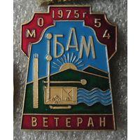 Ветеран МО - 54. БАМ.
