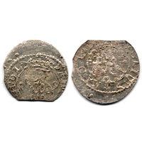 Шеляг 1619, Сигизмунд III Ваза, Вильно. Штемпельный блеск