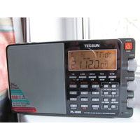 Всеволновый радиоприемник высокого качества Tecsun PL-880 + бонусы