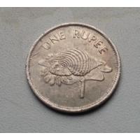 1 рупия 1997 г. Сейшелы