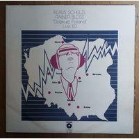 Klaus Schulze & Rainer Bloss - Dziekuje Poland Live 1983 (2 LP)