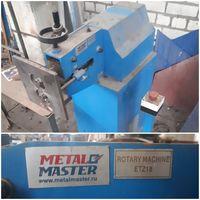 Зиговочный станок METAL MASTER ETZ-18