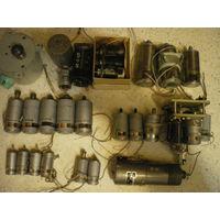 Электродвигатели разные, б/у, оптом и на выбор. Торг.
