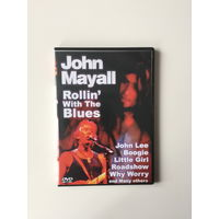 John Mayall / Rollin With The Blues концерт DVD