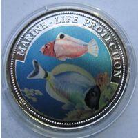 Либерия, доллар, 1997