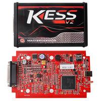 Программатор KESS v2 Master версия 5.017 RED