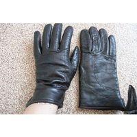 Перчатки женские (натуральня кожа) (Румыния)