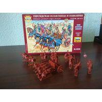 Персидская кавалерия и колесница