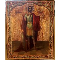 Икона Иоанн Воин. Размер!!!