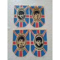 Вымпелы The Beatles