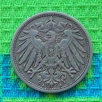 Германия 10 пфеннигов 1912 года. Монетный двор A.