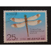 Корея 1977 г. Стрекоза.