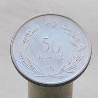 Турция 50 куруш 1976