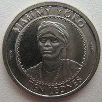 Сьерра-Леоне 10 леонов 1996 г. (d)