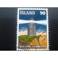 Исландия 1978 маяк